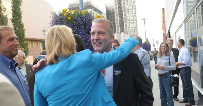 """Establishment"" Candidate Dan Sullivan Secures GOP Senate Nod in Alaska"