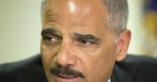 Eric Holder: A More Dangerous Race-Card Hustler Than Al Sharpton
