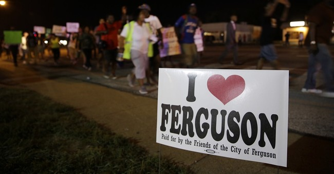 Democracy and Ferguson
