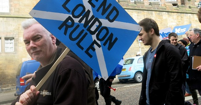 Cameron to Scotland: Independence Would Be Your Economic Ruin