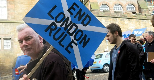 Scotland's Future Hangs in Balance