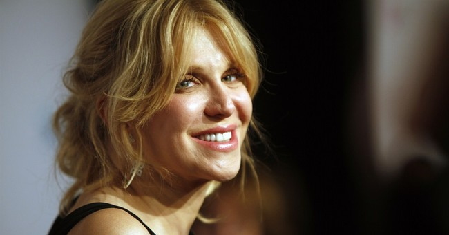 Here's Courtney Love Speaking Out About Harvey Weinstein...in 2005