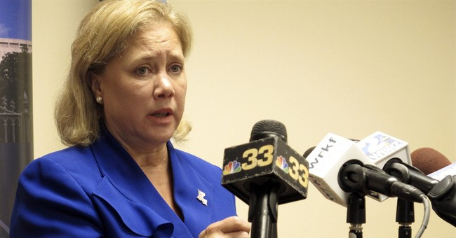 Good Reason for Mary Landrieu to Be Concerned
