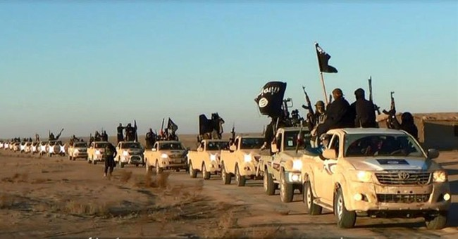 Question for the Pentagon: Is ISIS Winning?