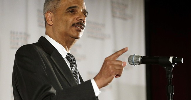 BREAKING: Eric Holder to Resign
