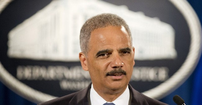 Supreme Court Justice Eric Holder?