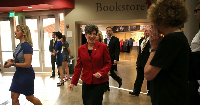 Three New Polls All Show Ernst Has Momentum in Iowa
