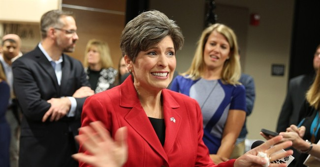 Ernst Blows Out Braley in 3rd Quarter Fundraising