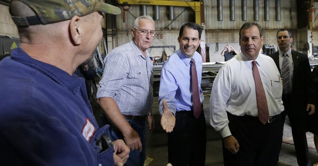Party Bigwigs Chris Christie, Michelle Obama Go To Mat In WI Gov Race
