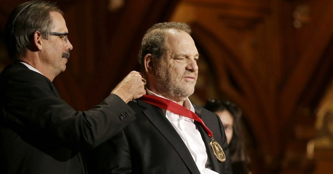 Harvey Weinstein's P.C. Oscar Campaign