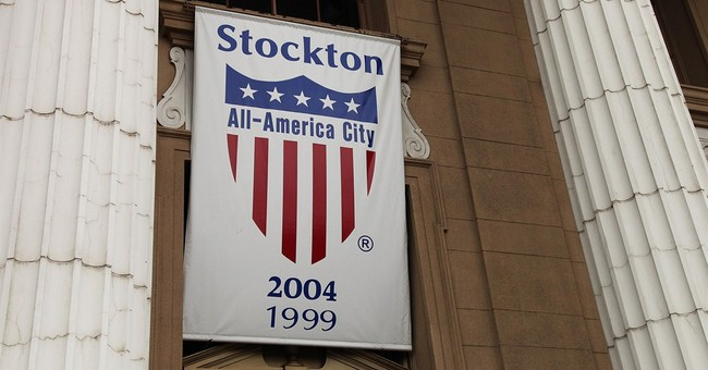 Stockton's Bankruptcy - A Long Term Home Run