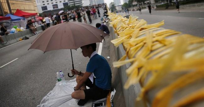 Can Beijing Survive Hong Kong Fever?