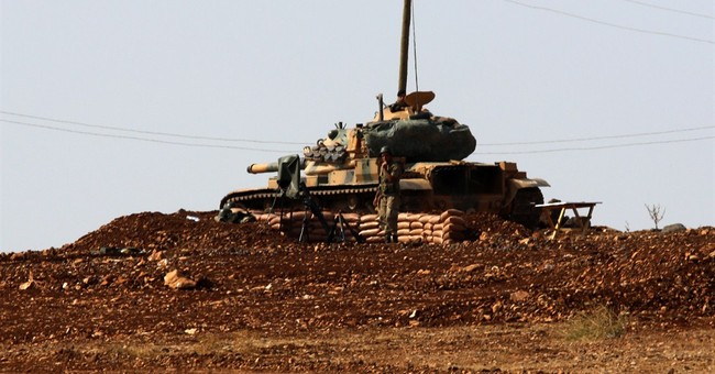 Turkey's Half-Hearted Commitment to the Anti-ISIS Coalition