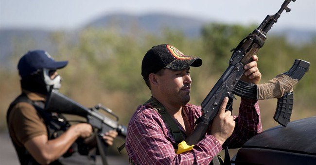 Mexico Finally Allowing Armed Citizens to Legally Fight Back Against Drug Cartels