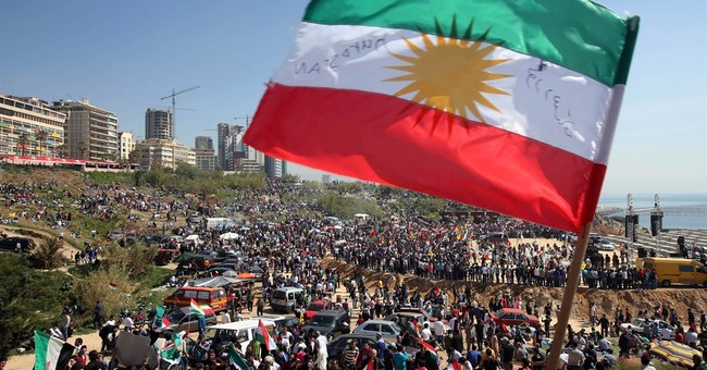 Create a New Kurdistan and Destabilize Iran (Part V)