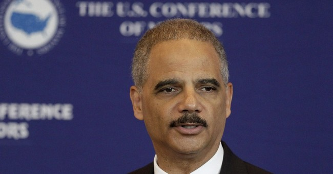 Eric Holder Regrets Not Using Better Language to Target Fox News' James Rosen