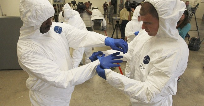 Another Ebola Risk: It Eats Logic