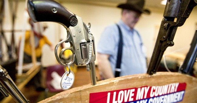 California Opens New Front In Its War On Gun Shows