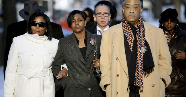 Poverty Pimp On Display: Sharpton to Lead New Civil Rights Movement March on DC
