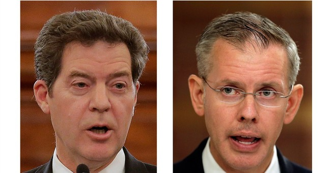 Kansas GOP Candidates Finally Gaining Ground
