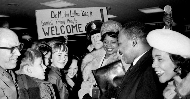 The Democrat Party Killed the Conservative Dream of MLK Jr.