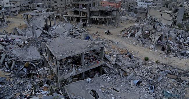 Egypt Steps Up Against Gaza Strip