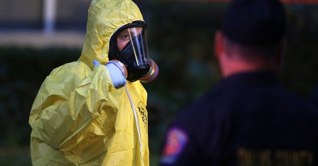 Ebola is Much Less Scary Than Hollywood's 'Contagion.' Or is it?