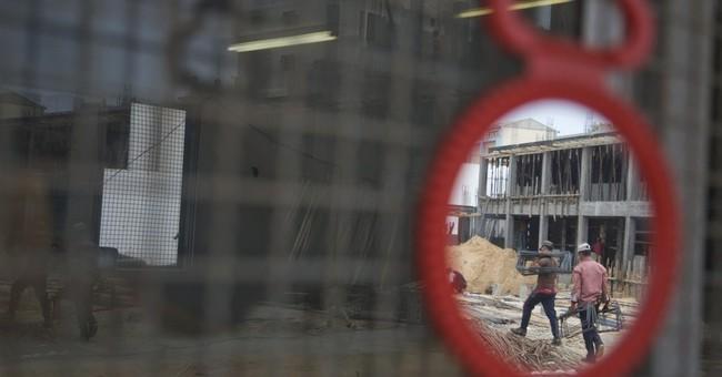 Rebuilding Gaza for the Next Attack