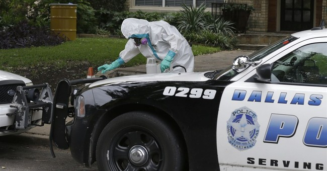 Ron Paul, Liberty, Not Government, Key to Containing Ebola
