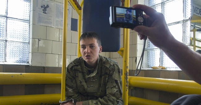 Being Nadiya Savchenko, American Ally, Hero