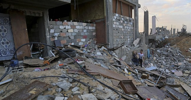 Rebuilding Gaza for the Next Attack