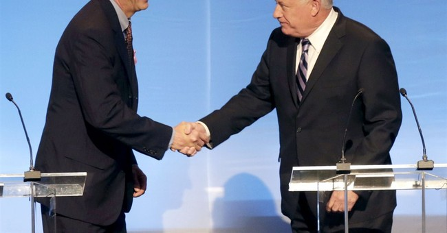 Rauner Slams Illinois Gov. Pat Quinn as 'Worst Governor in America' During Second Debate