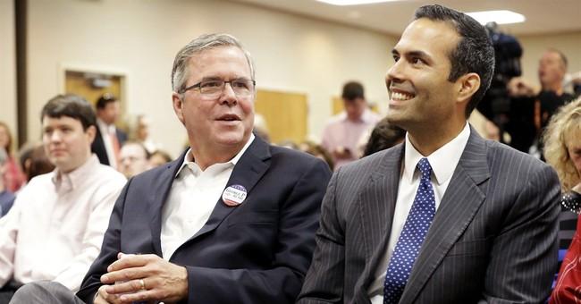 A Clinton vs. Bush Race? Again?