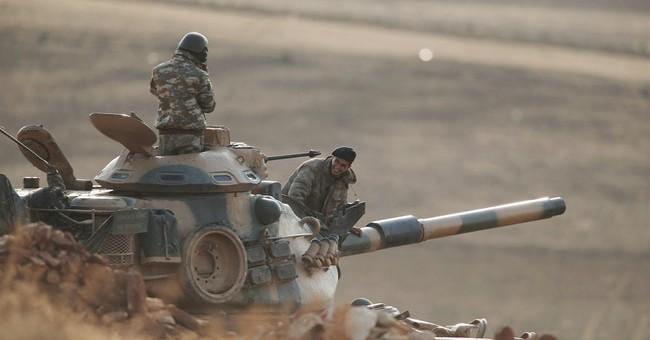 Turkey Focuses on Old Disagreements Instead of ISIS