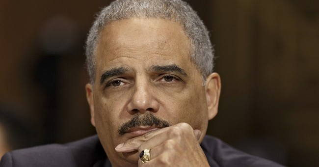 Eric Holder Sees No Conflict of Interest With Democratic Donor Leading IRS Targeting Investigation