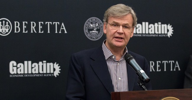 Firearms Company Beretta USA to Create 300 Jobs in Tennessee