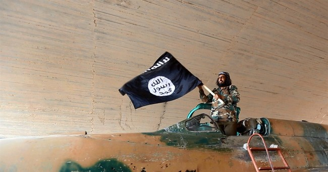 Are ISIS Fighters Learning to Fly Jets?