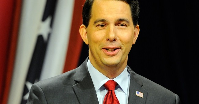 "Scott Walker: ""Our Next President Should Be a Governor"""