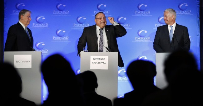 Poll Shows LePage Lead Widening