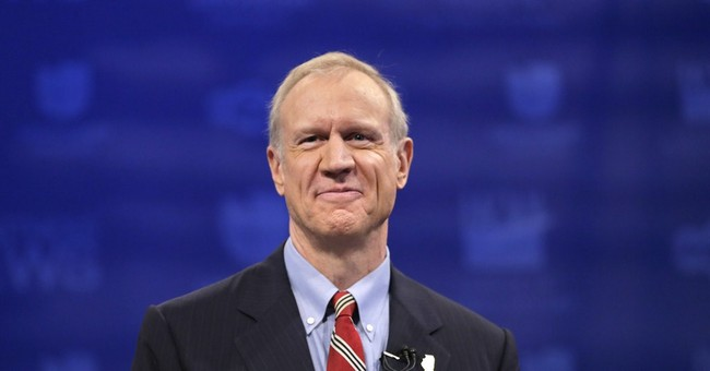 Republican Bruce Rauner Wins Illinois Governor's Race