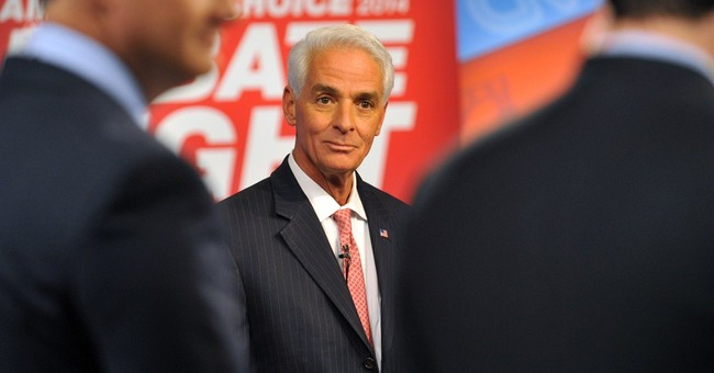 Charlie Crist Refuses To Back Down From Race-Based Attack On GOP