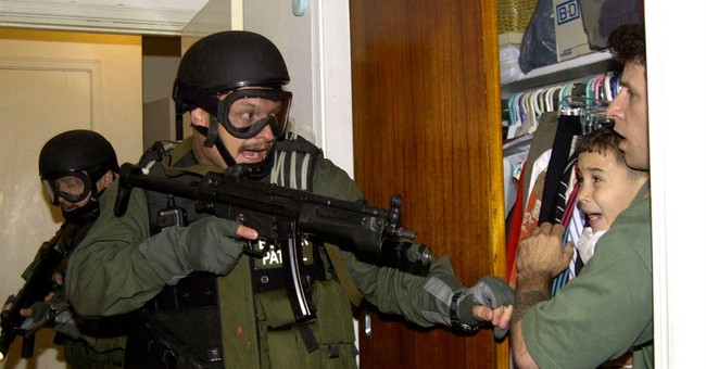The Latino Child Eric Holder Booted Back Home