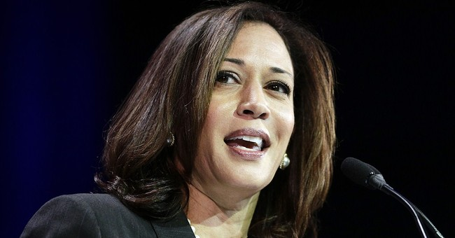 California Senate Candidate Kamala Harris Has A Really, Really Weird Aide
