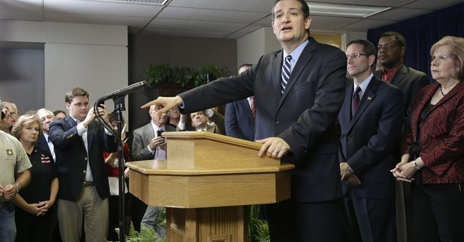 How Ted Cruz Exposed the Free-Speech Haters