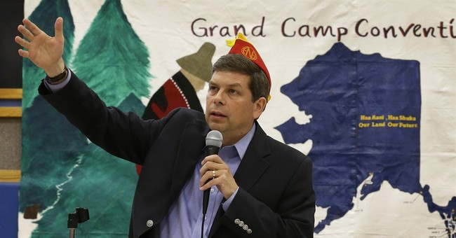 A Tale of Two Rallies: Sen. Begich Gets 'Dozens,' While Sullivan Packs a Car Dealership