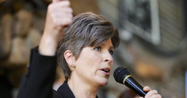 Breaking Away? Ernst Leads Braley By 7 In Iowa