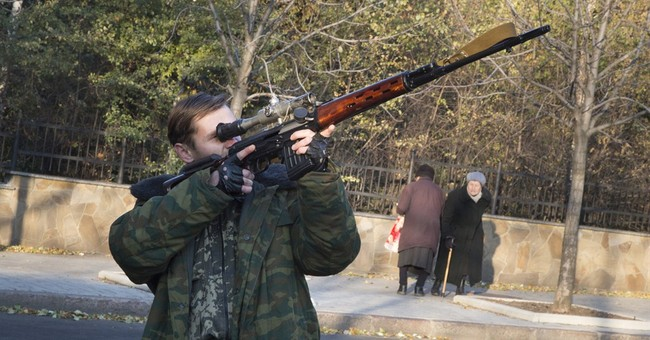 Ukraine Headed Toward Civil War... Again.