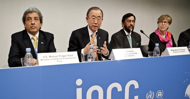 The IPCC's Latest Climate Hysteria