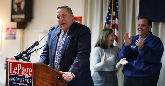 Incumbent Republican Paul LePage Re-elected as Governor of Maine
