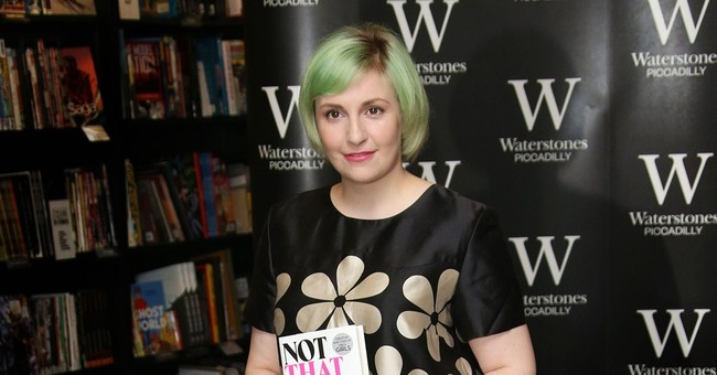 Lena Dunham Threatens to Sue Website for Quoting Her Own Words
